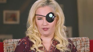 Mama June Dreads Training for Her Pageant After Eye Surgery on