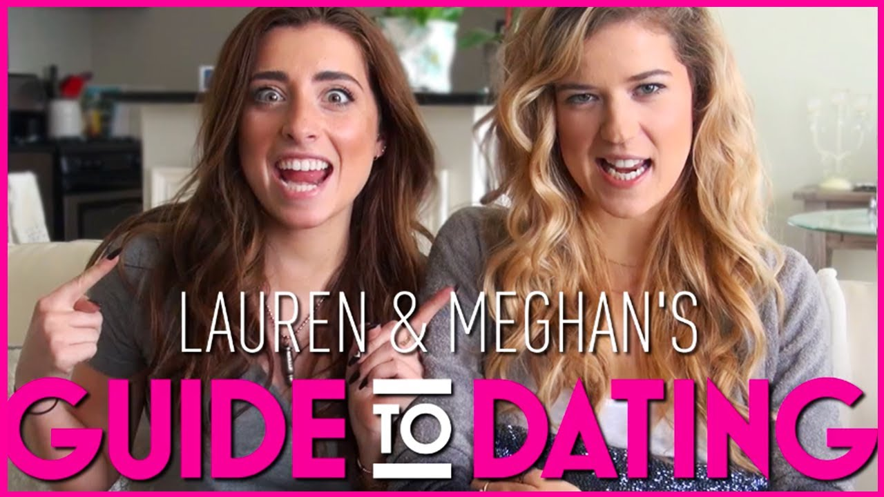 lauren and megans guide to dating awesomenesstv youtube
