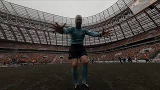Соревнования по мини футболу на стадионе Лужники