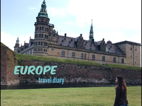 EUROPE TRAVEL DIARY | Denmark, Estonia, Sweden