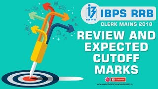 IBPS RRB CLERK MAINS 2018 | Review and Expected Cutoff Marks | Mr.John & Mr.Brighton