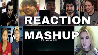 Maze Runner The Death Cure - Official Trailer (Reaction Mashup)