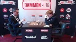 Wereldtitel Dammen 2016 partij 2