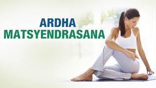How to do Ardha Matsyendrasana - Shelly Khera - Yog Shakti
