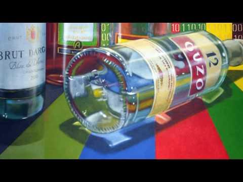Götz Friedewald (3) - große Flaschen