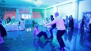 Танец сирийцев на свадьбе