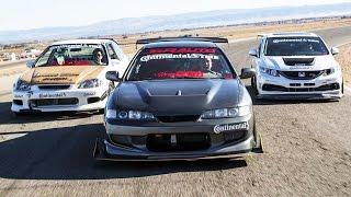 FF 6: Battle of the Hondas! - Tuner Battle Week 2014 Ep. 1
