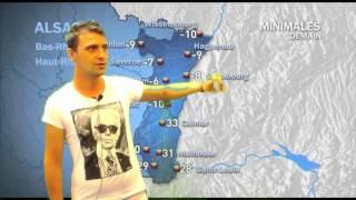 météo sur france3 alsace