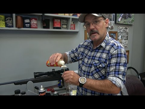 Rifle Cleaning  -- The Products and Procedures I use