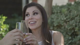 Housewives Happy Hour: Heather Dubrow on Champs, the C-Word and