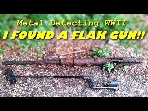 Metal Detecting WW2