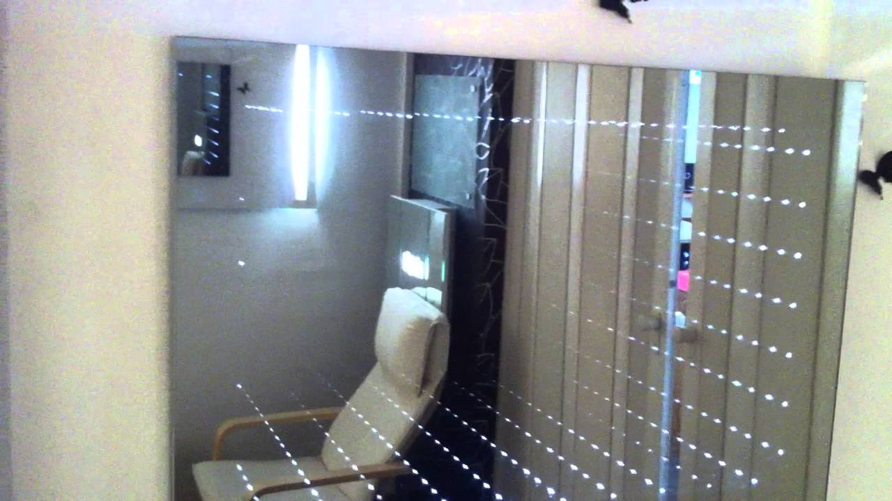 Led Unendlichkeitsspiegel 3d Spiegel Endless Mirror Infinity Youtube