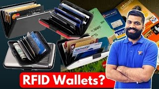 Truth Behind RFID Wallets? Do you need one? Card Theft?
