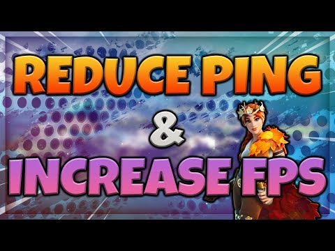 How To Get Lower Ping & Better FPS In Fortnite!