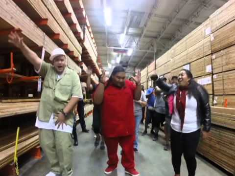 Rolling With 01 Home Depot Store 1701 Feat Felisha Mad Moe