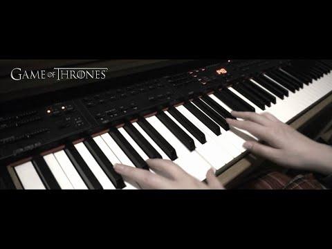 왕좌의 게임 Game of Thrones  : 'Main Theme' Piano cover 피아노 커버