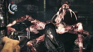 The Evil Within: Spider Lady - Playstation 4 HD gameplay - Capítulo 5-B
