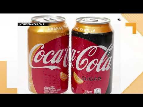 Jodi Stewart - The New Coca-Cola Creamsicle Flavor Is Here