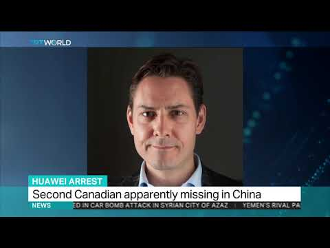 Canada working to find a second citizen who went 'missing' in China