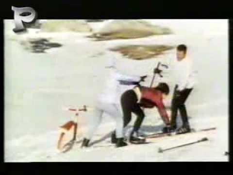 Toni Sailer film liebe im schnee 1966