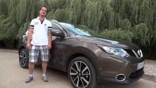 Prueba Nissan Qashqai 2014 1.2 DIG-T 4x2 Tekna - ActualidadMotor