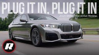 2020 BMW 745e xDrive Review: A punchier hybrid cruise ship