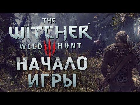 Ведьмак 3 The Witcher 3 Wild Hunt Прохождение