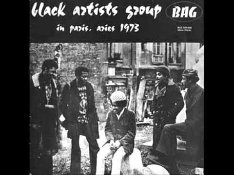 Black Artist Group(Oliver Lake) - Something to play on