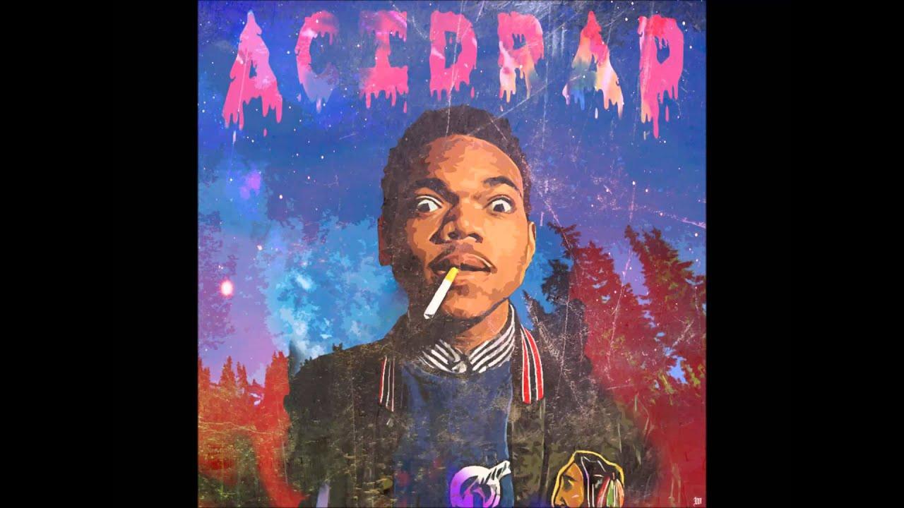 Chance The Rapper Acid Rap Background