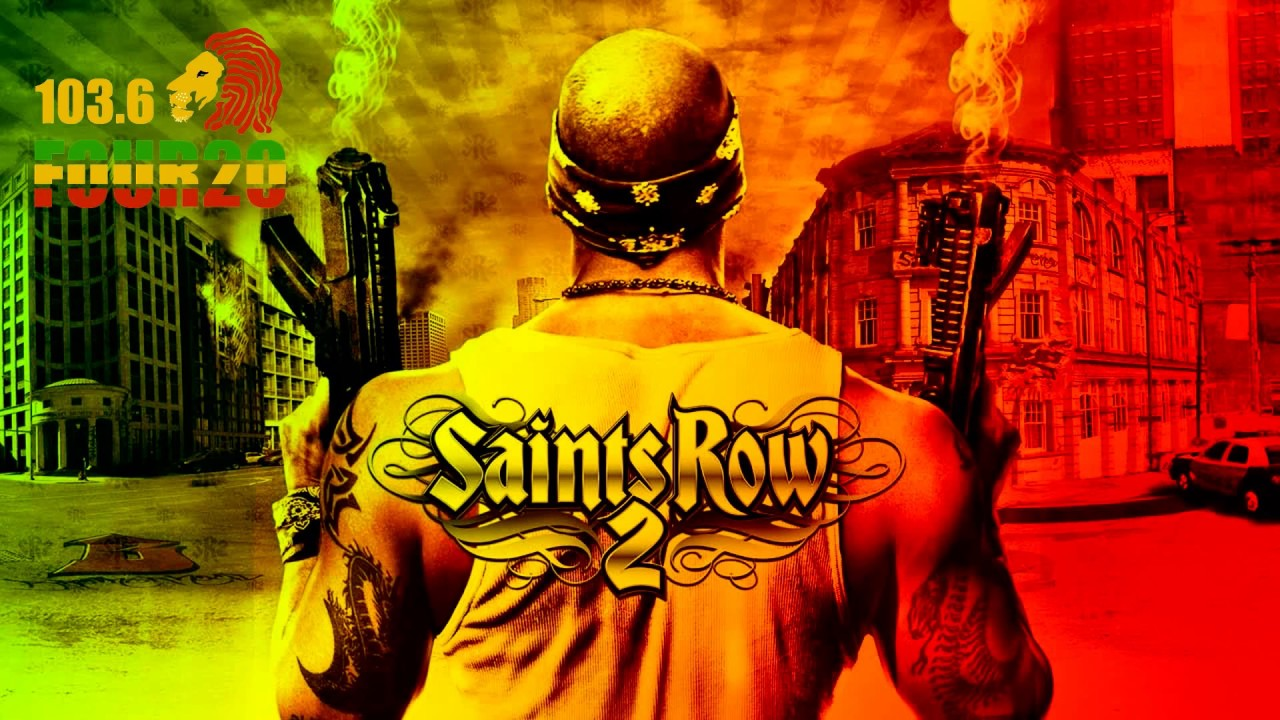 saints row 2 songs reggae