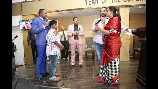 prophet charles ibrahim prophesy over My Son Paul Blessing Praveen & Our Family...