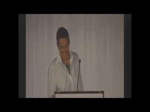Nike's Hannah Jones at Climate Solutions' 6th Annual Dinner