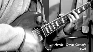 Novela - Divine Comedy Guitar Cover ノヴェラ