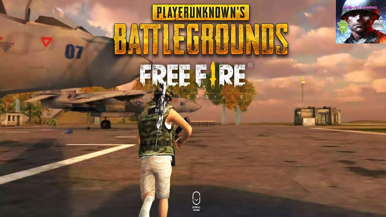 Free Fire Battle Royale Android Trailer By Ghosthd