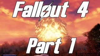 Fallout 4 Gameplay Part 1 - Ray's Let's Play