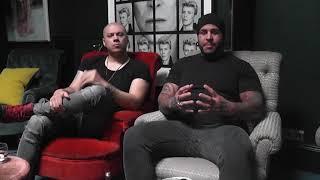 BAD WOLVES - Interview by Mark Taylor of MetalTalk.rocks