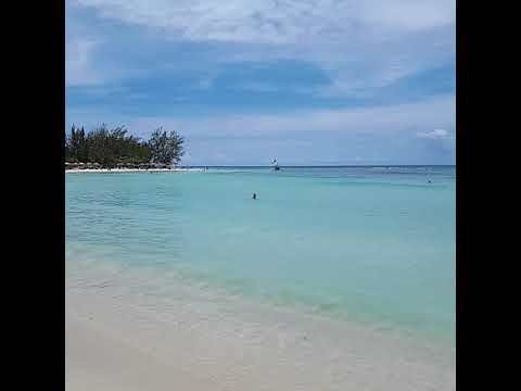 Beach.Gran Bahia Principe Jamaica - YouTube