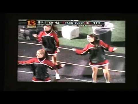 Jack Park Tudor Football (Video 2) 9/26/09