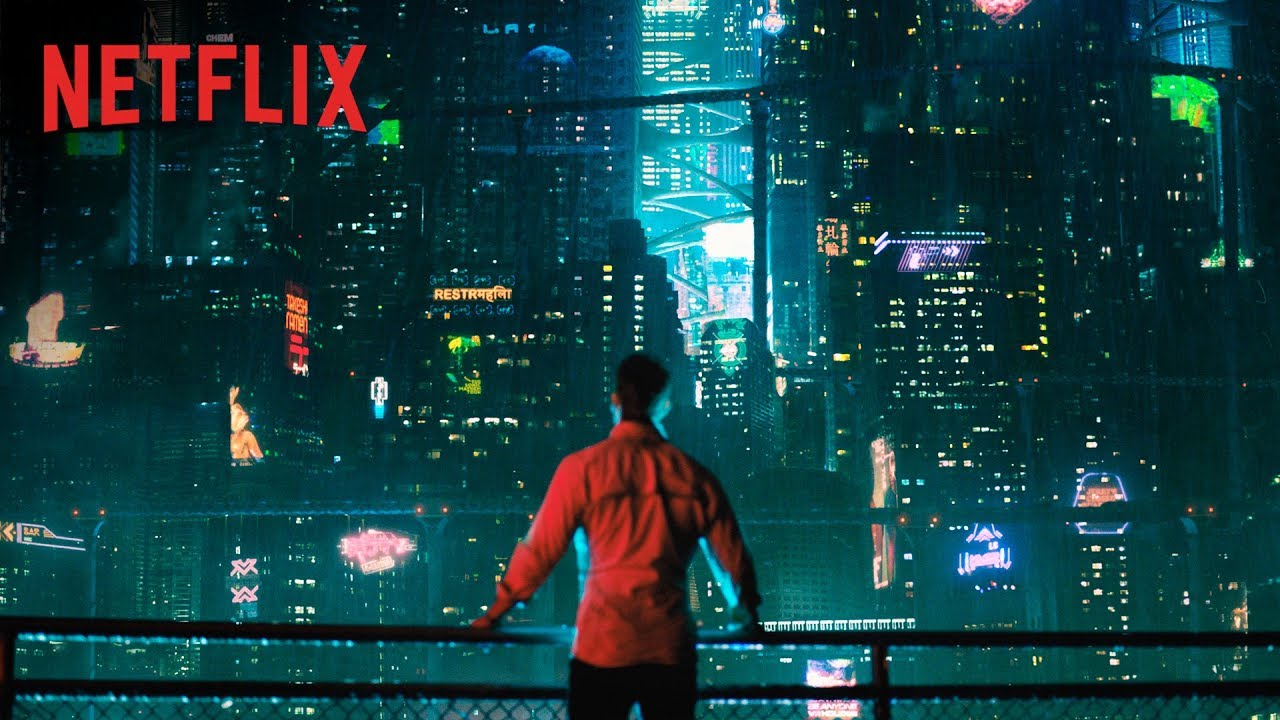 Altered Carbon | Avance VOS en ESPAÑOL | Netflix España - YouTube