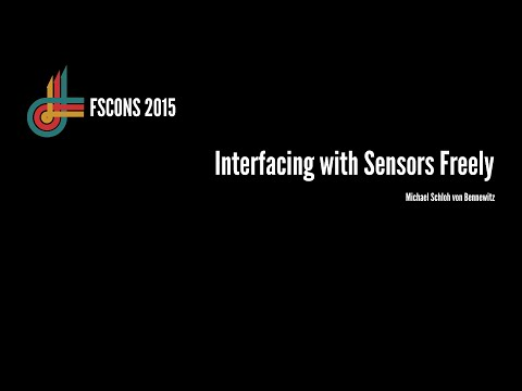 Interfacing with Sensors Freely