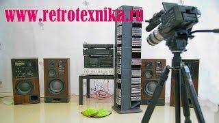Какая акустика лучше? Тест - Radiotehnika 35АС-1 VS Radiotehnika S-90F