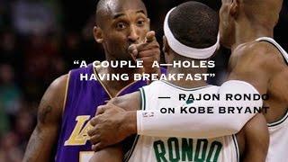 Kobe and Rondo,