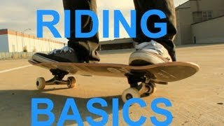 RIDING BASICS SKATE SUPPORT