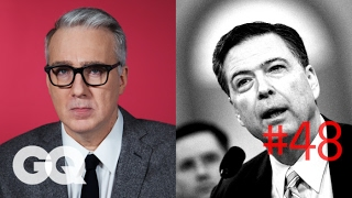 the most telling thing about the fbi s probe into trump   the resistance with keith olbermann   gq