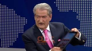 Berisha nxjerr foton Grabitja e Rinasit vjedhje shteterore ABC News Albania