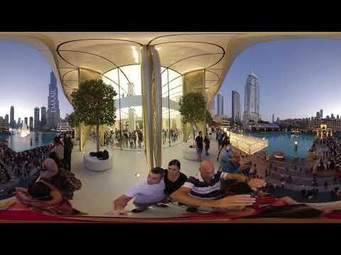 Enjoying home! (Dubai and Abu Dhabi, UAE).  Insta360 One X VR Tour