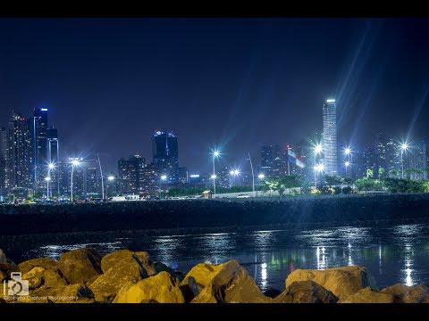 Panama City 2017 HD - Lo mejor de panamá, el canal y otros lugares