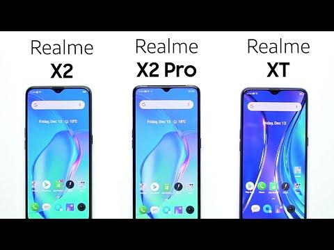 Realme X2 Vs Realme X2 Pro Vs Realme XT: Comparison Overview