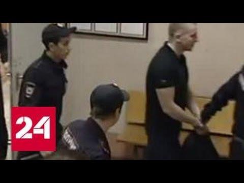 В Екатеринбурге судят полицейского, пытавшего задержанных