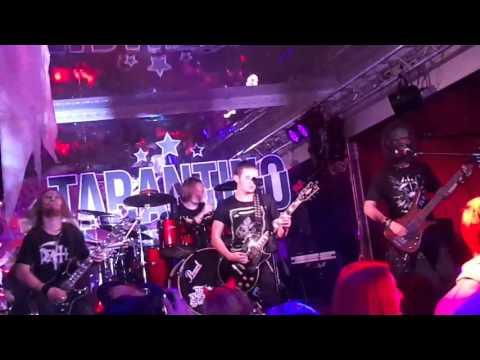 ARCANUM SANCTUM - Beware the Dreamer (Rock Halloween, TARANTINO bar, Komsomolsk-on-Amur, 01.11.15)